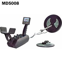 Wholesale Metal Detector For Underground Gold - MD-5008 Underground Metal Detector Gold Digger Treasure for Gold Coins Relics,Max detecting depth3.5m,two coils cinluded