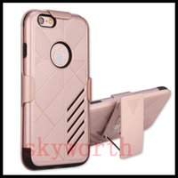 Wholesale Future Iphone - For iPhone 7 6s 6Plus Samsung Galaxy S8 Plus ZTE Max PRO LG Stylus 2 LS775 Future Holster Belt Clip Cover Kickstand Cases