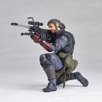 pain good - Metal Gear Solid V Phantom Pain Venom Snake cm Action Figure Toys Collection model NEW BOXED