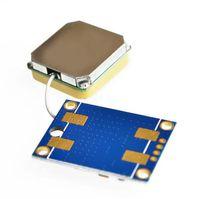 Wholesale Module Gps Free Shipping - Free Shipping 1 PCS Free Shipping 1Pcs High Quality GY-NEO6MV2 GY-GPS6MV2 NEO-6M GPS Module with Flight Control APM2.5 Hot Selling