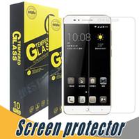 pantallas zte al por mayor-Vidrio templado para ZTE V7 Lite Protector de pantalla Anti Explosión 9H 2.5D para ZTE A880 B880 G717 G719 S291 S6 N5 Apex2 Boost Max N9520