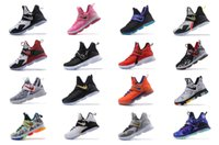 Wholesale Gold Spiked Sneakers - LEBRON XIV EP Men Basketball Shoes James 14 BHM Galaxy Sports Shoes LeBron 14 XIIII Mens Training Sneaker Black Red Zebra