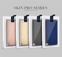 Wholesale iphone 5s case wallet for sale - High Quality Leather Wallet Cases Dux Ducis For Iphone S SE S Plus S8 S7 Edge A7 J7 Prime LG G6 V20