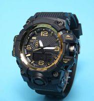 Wholesale Fashion Model Auto - 2017 New Mens Fashion Sport watch in 14 Colors Free Shipping Newest Latest model watch ga100 ga 100 watch classic wristwatch relogio reloj