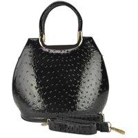 Wholesale Material Shoulder Bags - Women Socialite Handbags Shell Dress Totes New Brand Designer Ladies Shoulder Bags PU Material Clearance On Sale VK1436-8