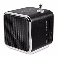 Mini Digital Radio Portabel Kaufen -Weihnachten Geschenk Portable Mini Lautsprecher TD-V26 HiFi Stereo Audio Lautsprecher FM Radio TF U Festplatte Slot Multi-Lautsprecher Digital Sound Box Mp3 Musik Player