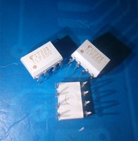 Wholesale Drive Gate - Wholesale-Free shipping 10 lot pcs TLP250 TLP250F OPTOISO 2.5KV GATE DRIVER DIP8 electronics part in stock new and original ic
