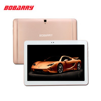 Wholesale Tablet 4g Sim - Wholesale- BOBARRY2016 Newest 10.1 Inch Tablet PC 4G LTE Octa Core 4GB RAM 64GB ROM Dual SIM 8MP GPS1280*800 IPS Tablet PC Android 6.0 10.1