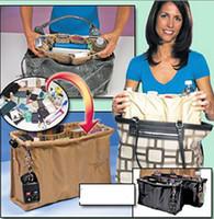 Wholesale Cheap Patchwork Handbags - Factory Cheap Wholesale Kangaroo Keeper Incredible Bag Organizer sundries Handbag Organizer Purse Bag 1 set = 2pcs