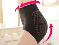 Wholesale Infrared Waist - Sexy Control Panties Seamless,Far Infrared Heating Functional ,Security Pretecting Waist ,Shape Abdomen,Modeling Hip,Postpartum Recovery Pel
