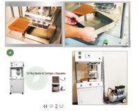 Wholesale Filling Packaging Machines - BE factory 100 pcs time vaporizer cartridge packaging co2 oil vape pen cartridge disposable e-cig cbd filling machine
