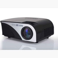 Wholesale education piece - Wholesale-2017 Newest projector Mowell MPJ805, 1024*768, 5M Distance, 3 pieces of glass lense, 50000 hours , DHL arrival within 10 days