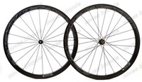 Wholesale light 38mm clincher online - Urltra Light C mm depth Carbon Wheels mm width Clincher Road bicycle wheelset with dt350 Hubs UD matte finish