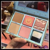 Wholesale Free Elves - Cheek Parade Bronzer And Highlighter Elf Makeup Palette Highest Quality! Makeup Bronzers Blush DHL Free shipping