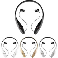 Wholesale Luxury Smart Cell Phone - Hot Stereo HBS-900 Bluetooth Wireless headphone,Luxury HBS900 Sports in-Ear buds bluetooth neckband headsets for Smart Phones