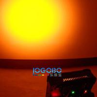 Wholesale Pc Par - Free Shipping 3 Pcs DJ Stage Light RGABW LED Digital Display DMX Controller Battery Wireless Washer Par Can up Lighting 9x15W DJ Equipment