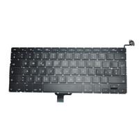 teclado macbook a1278 venda por atacado-A1278 Teclado Suíço Para Macbook Pro 13 '' A1278 Swiss Suíça Teclado Substituição 2009-2012