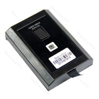 Wholesale Shell Case Xbox - Wholesale- Hard Disk Drive HDD Case Shell Slim Compatible For Xbox 360 20GB 60GB 120GB