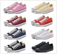 Wholesale Shoes Casual Men Lowest Price - Factory price promotional price!femininas canvas shoes women and men,high Low Style Classic Canvas Shoes Sneakers Canvas Shoe Casual shoes