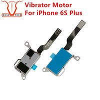 "Wholesale Iphone Vibrator Motor - For iPhone 6s plus Vibrator Vibrador Motor 5.5 Inch 55"" Vibrations Vibration Vibra Alarm Mobile Phone Flex Cable Replacement Spare Parts"