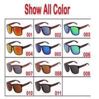 Wholesale Wholesale Polarized Sunglass Lenses - Holbrook Brand Designer Sunglass Fashion Men Women Unisex Outdoor Sports Sunglasses UV400 Multicolor Eyewear