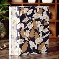 Оптовый журнал «Bondide Pond» Journal Hard Cover Blank Papers Sketchbook Notebook School Study Journal Agenda Notepad Gift
