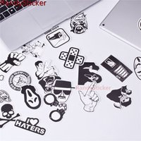 Wholesale New Body Random - New 50pcs Random Mixed Sticker for Snowboard Laptop Luggage toy Fridge DIY Styling Vinyl Decal home decor Stickers Pegatinas