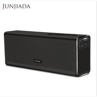 компьютерный корабль падения оптовых-Wholesale- Super Bass 20W Bluetooth Speaker Power Bank Powerful Portable Computer Wireless Metal Speaker PK Piple S5 Bluedio BS-3 Drop Ship