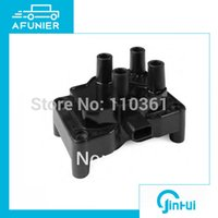 Wholesale ford ignition coils - 12 months quality guarantee Ignition coil for Ford Mondeo 2005-2008 volvo s40 v50 c30 OE No.1350562 4S7G-12029-AB 0221503485