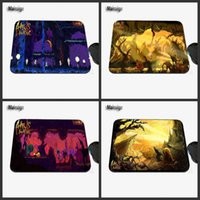 Wholesale High Definition Games - coolest self-definition of the game in 2017 is the awaking game design of aru, the high quality anti-slide laptop computer mouse pad for gi