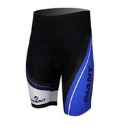 Wholesale giant road bikes - 2017 Outdoor Sports GIANT Road Sportswear Clothing Cycle Wear Skinsuitteam Bike Bicycle Cycling shorts +Bib Shorts