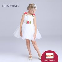 Wholesale Store Dresses Girls Wedding - flower girl dresses clothes occasion for children best wholesale stores kids designer dresses girls party clothes
