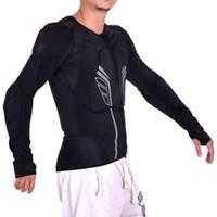 ingrosso armatura costruita-La giacca da gara per motociclisti Equipaggiamento di protezione esterna incorporato Soft Armor