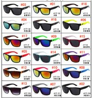 Wholesale Kinder Sport - 2017 fashion new sunglasses, removable mirror legs, riding sports sunglasses, high quality fashion 18 kinds of colors optional sunglasses wh