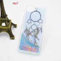 Wholesale product lg online - For ZTE Zmax pro LG Aristo K10 Stylo Fashion Glitter water Liquid Quicksand painting Soft TPU High quality products