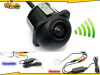 Wholesale Embedded Camera - Wireless Rear View Car Backup Camera Reversing Waterproof mini Embedded Camera