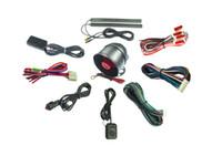 araba alarmı marş sistemleri toptan satış-PKE Pasif Araba Alarmı İKİ YÖNLÜ LCD ARAÇ GÜVENLİK VE MOTORLU YATAK SİSTEMİ 3300C CARVOXX