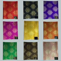 Wholesale African Head Ties Gele - Nigerian African Wedding Party Head Tie Wrap Scarf,Nigerian Sego headtie gele & wrapper in 15 colors LXL-14