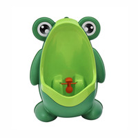 Wholesale Type For Children - Frog Children Potty Toilet Training Kids Urinal For Boys Pee Trainer Portable Wall-hung Type