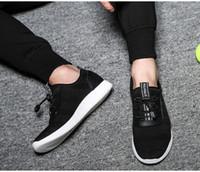 Wholesale Mens Hip Hop Shoes - Running Shoes Huaraches For Men Sneakers mesh Sport Shoes Zapatos Hombre Mens Trainers Huarache en Breathable Shoes Hip Hop Sport Sneakers