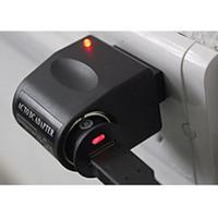 Wholesale Cigarette Lighter Dc Plug - High Quality Car Cigarette Lighter Adapter Converter 220V Wall Power Portable AC To DC 12V Black US EU Plug