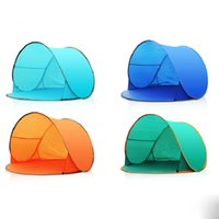 Wholesale Playing Car Games - Outdoor Quick Automatic Opening Tents Instant Portable Shade Tent Beach Tent Beach Shelter Hiking Camping Family Tents Children Play Game