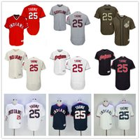 Wholesale Over Tops - New Cleveland Indians #25 Jim Thome Baseball Jerseys 1976 1973 1978 White Red Gray Navy Blue Pull Over Cheap MLB Top Quality Outlets Store