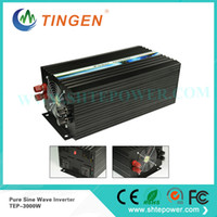 Wholesale Pure Sine Inverter 48v - DC 48V to AC 120V Power Inverter, 3000w Pure Sine Wave Power Invertor, Free shipping