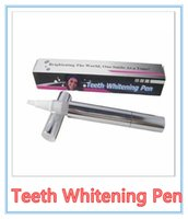 Wholesale Teeth Bleaching Pen - Teeth Whitening Pen-- 2ml 35% Carbamide Peroxide Gel Teeth Whitening Pen Tooth Cleaning Bleaching Gel