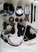 gebürstetes motorrad großhandel-MY1016Z3 350W 36v elektrisches mountainbike motor elektrofahrrad umbausatz elektromotor für roller Brushed DC Motor Kit