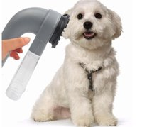 Wholesale Dog Brush Grooming Trimmer - Electric Pet Hair Remover Dog Cat Grooming Brush Vacuum Clean Trimmer Pet Dog Cat Shed Pal Electric Vac Hair Remover Grooming Clean KKA1833