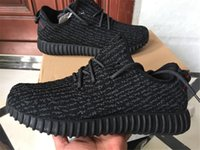 Wholesale Cheap Womens Fashion Boots - Popular Mens Sport Running Shoes,Discount cheap Kanye West Boost 350 Casual Sneakers,Pirate Black Womens Fashion Shoes With Shoe Box
