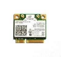 Wholesale Intel Wireless Mini Pci - Wholesale- Intel Dual Band Wireless 7260 Intel7260 7260AC 7260HMW 2.4&5G 867M BT4.0 MiniPCIe WiFi Wireless Card