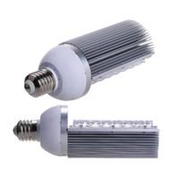 Wholesale E27 Led Corn Bulb Outdoor - LED Street Lights E40 E27 28W 40W 54W 60W LED Corn Bulb Road Street Light Lamp Outdoor Waterproof Lighting Garden Streetlight AC85-265V